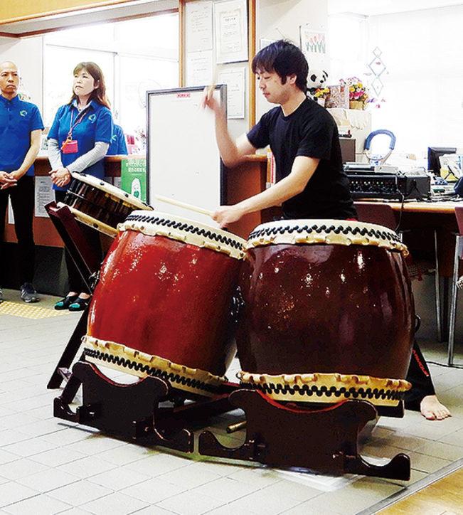 福祉の輪を広げる「永田支えあい祭り」@永田地域ケアプラザ