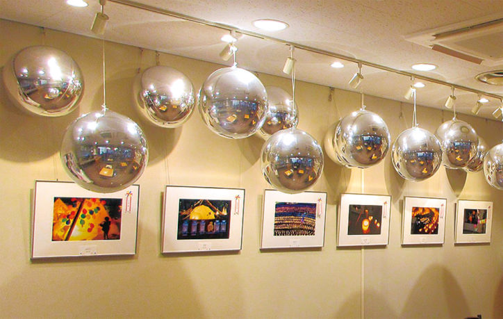アートイベント「光のぷろむなぁど」写真展@フォーラム南太田