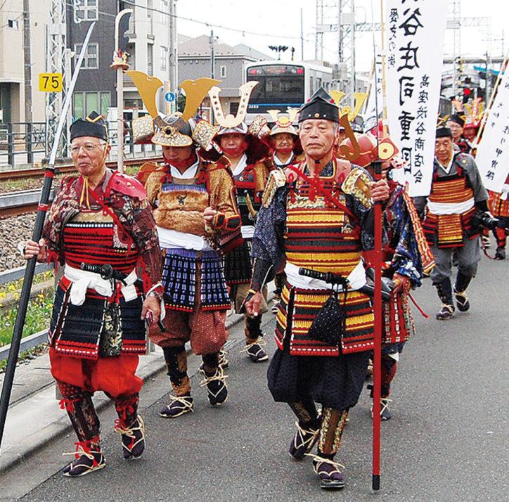 《初開催》いざ出陣!「第1回渋谷重国まつり」子ども甲冑の試着体験も!
