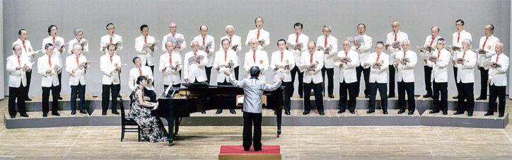 創立30周年記念・町田男声合唱団マルベリー第17回演奏会
