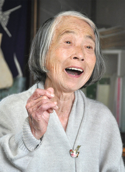 「海老名芸術プロジェクト」87歳の平澤共子さん、独唱会で生きる喜び発信