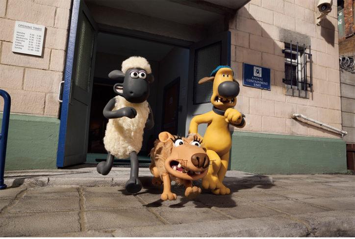『ひつじのショーン』など上映「こどもシネマ  どうぶつプログラム」川崎市市民ミュージアム