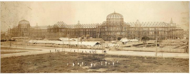未公開の逸品いち早く公開!東京駅の工事写真、現物も@横須賀市自然・人文博物館