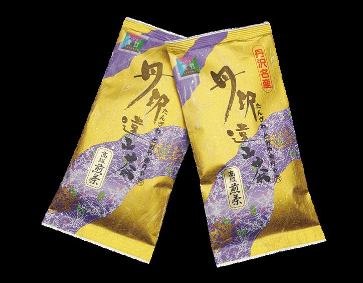 丹沢遠山茶 高級煎茶