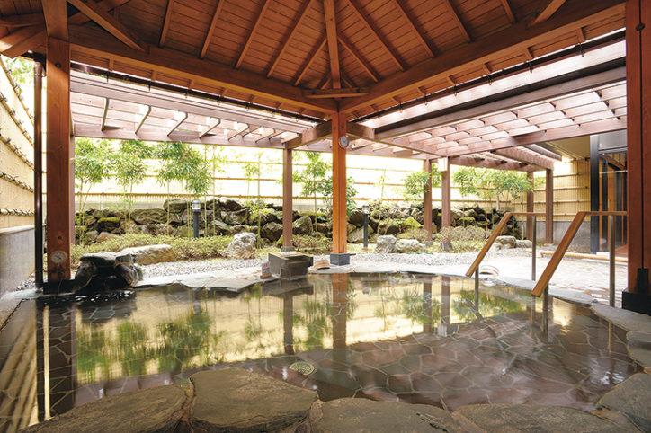 【弘法の里湯】足湯も楽しめる公営の日帰り温泉