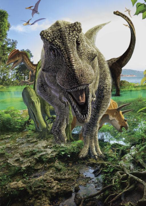 「ヨコスカ恐竜パーク2019」横須賀うみかぜ公園で恐竜時代にタイムスリップ!【7月13日~9月8日】