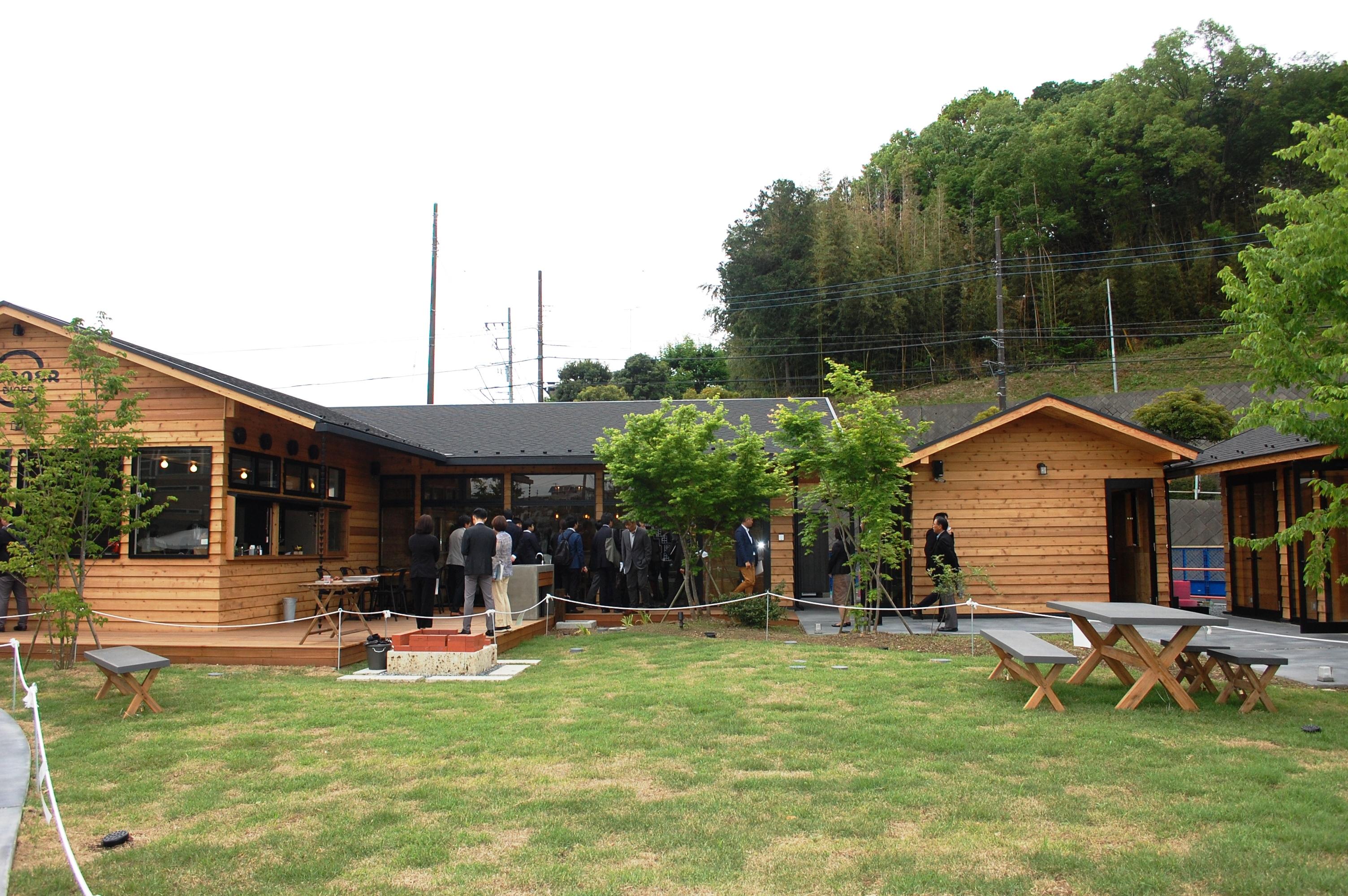 川崎に「ネスティングパーク黒川」誕生!焚火トーク、地場野菜販売ほかオープニングイベント開催