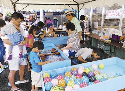 祝10周年「川崎市有馬・野川生涯学習支援施設アリーノ」ミニコンサートや模擬店、プラネタリウムも