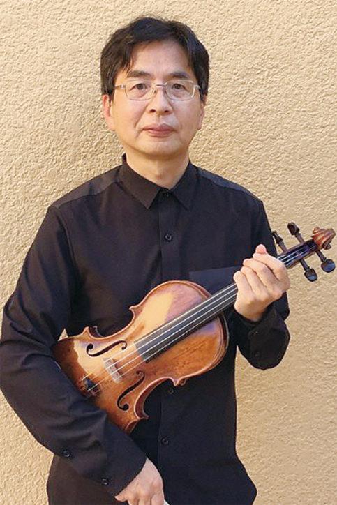 新緑に囲まれて「ヴァイオリンとチェロによる『和』の響き」@多摩市聖蹟記念館
