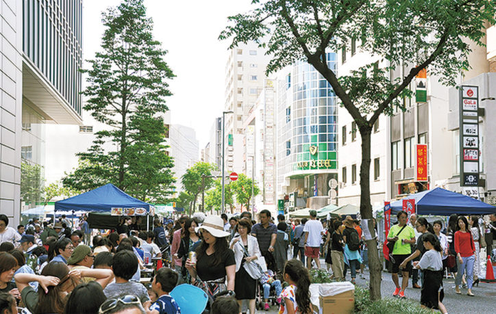 路上でグルメ「関内フード&ハイカラフェスタ」横浜から広がったラム酒イベントも