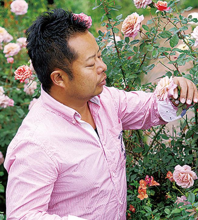 グリーンファーム金沢本店で「バラフェア」『趣味の園芸』出演講師らによる育て方講座も