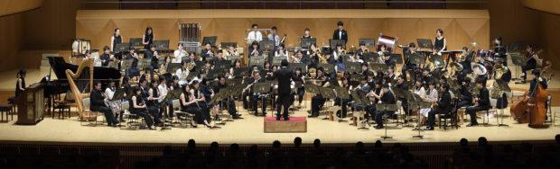 横浜みなとみらいホールでプロ奏者と共演できちゃう?!吹奏楽、ジャズの参加者を募集中