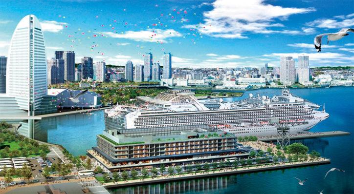 みなとみらいに新ホテル「インターコンチネンタル横浜 Pier 8(ピアエイト)」2019年11月開業