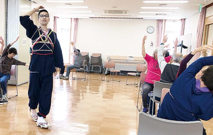 予約不要・参加無料「六ツ川福祉保健体操会」講師はマッサージ師、高齢の人向き【横浜市南区】