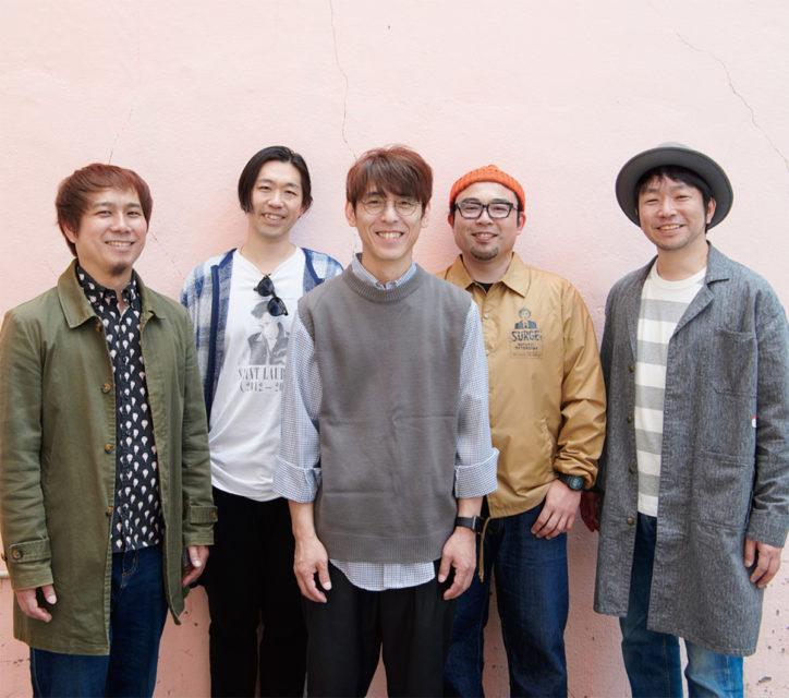 「キンモクセイ」10月、相模原で11年ぶり単独ライブ!新曲披露!