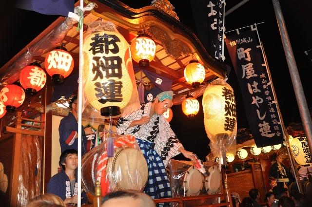 歴史と伝統の祭り『城山夏まつり』@相模原市緑区川尻八幡宮周辺