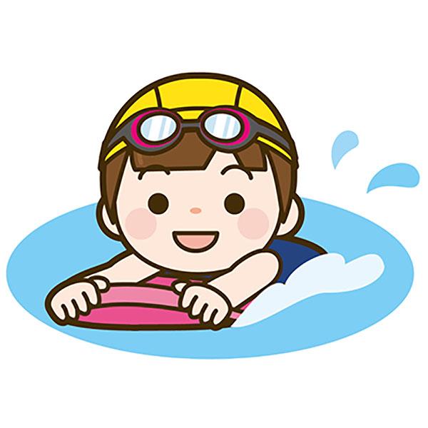 横浜市旭区内プールが夏の営業 7月13日~9月1日