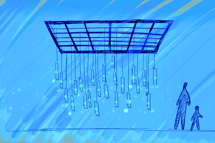 どの道すすむ?「美術館まで(から)つづく道」五感に響くアート体験@茅ヶ崎市美術館