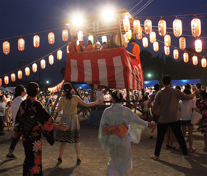 鶴見区江ヶ崎町「サマーフェスティバル」@八幡神社 納涼踊りや模擬店【7月12日~14日】