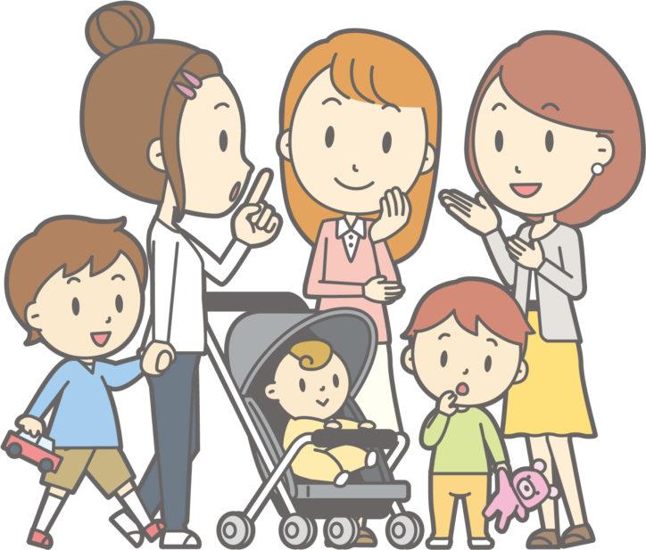 子育て中のパパ・ママ集まれ!!ふれあいとおしゃべりの部屋@厚木北公民館