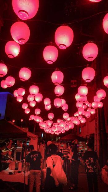 2019年「灯街道・ 箱根湯本温泉」約600基の寄木灯篭が温泉情緒を演出!イベント多数!