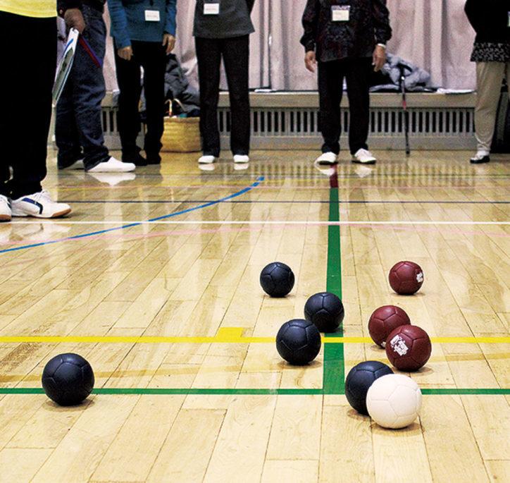 「ボッチャフェスタ」パラリンピックの正式競技を体験してみよう@南スポーツセンター(横浜市)