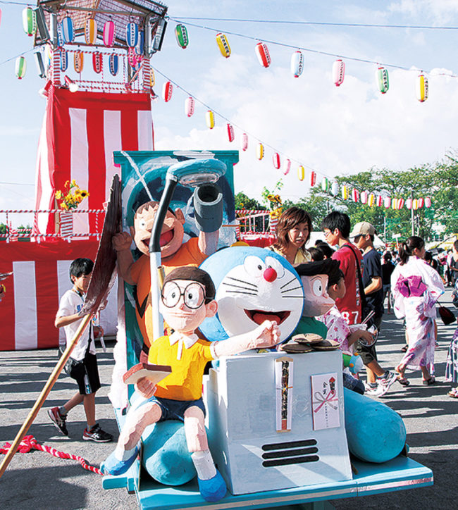 <2020年は中止>横浜市青葉台小学校「桜台夏祭り」
