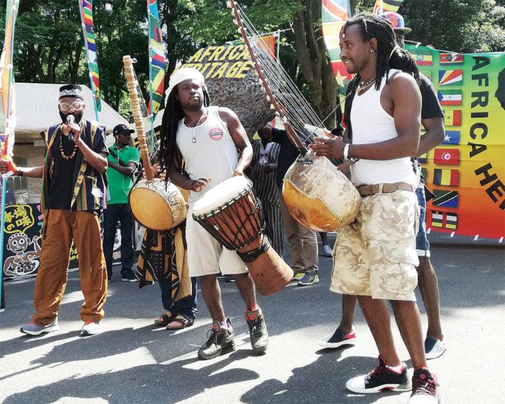 初開催!高島中央公園で「アフリカヘリテイジフェスティバル」【8月3日・4日】@みなとみらい
