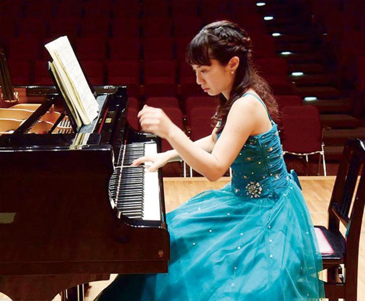 ショパン中心に名曲を演奏ーピアニスト柳生絵美子さん@東京都町田市小野路町