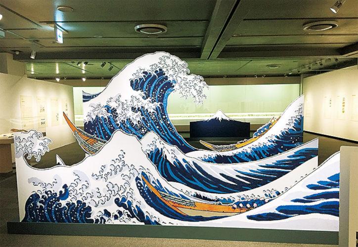 令和元年記念北斎展「HOKUSAI」開催!@そごう美術館(そごう横浜店6階)