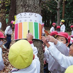 つかさ幼稚園/自立と共育【藤沢市】