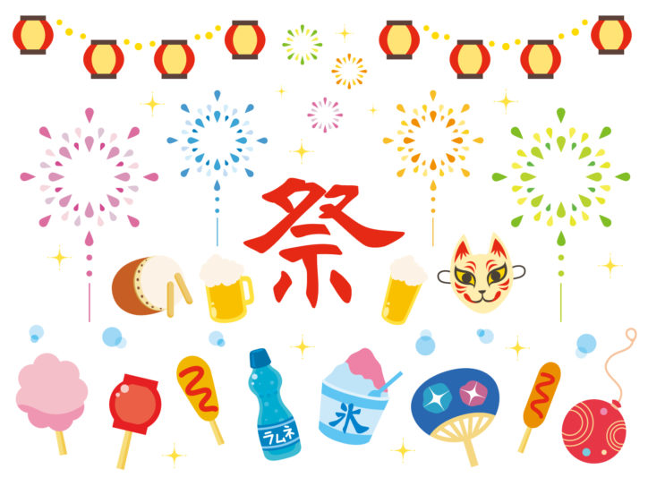 長津田の納涼盆踊り~8月25日(日)【緑区・大林寺山水閣】