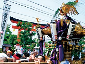 鵠沼伏見稲荷神社で「例大祭」特設舞台でハワイアンバンドやマジック、ライブなど【藤沢市】