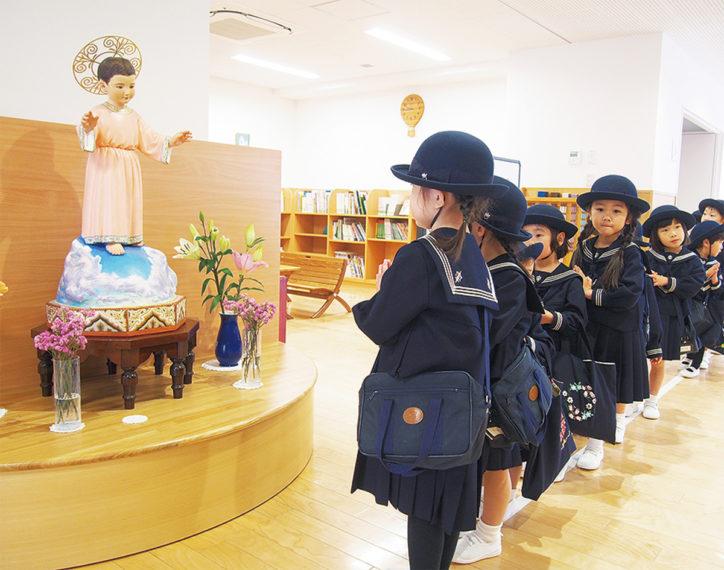 湘南白百合学園幼稚園/一人ひとりが輝いて【藤沢市】