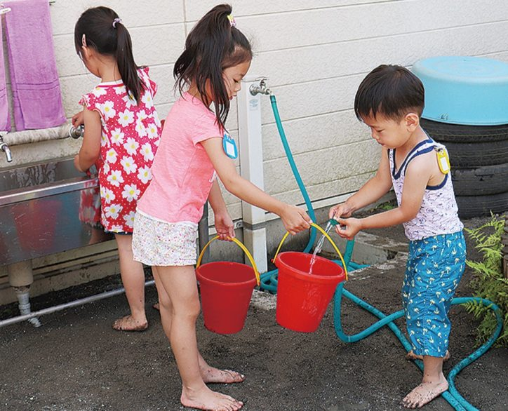鵠沼めぐみルーテル幼稚園/「出会い、遊び、共に祈る」【藤沢市】