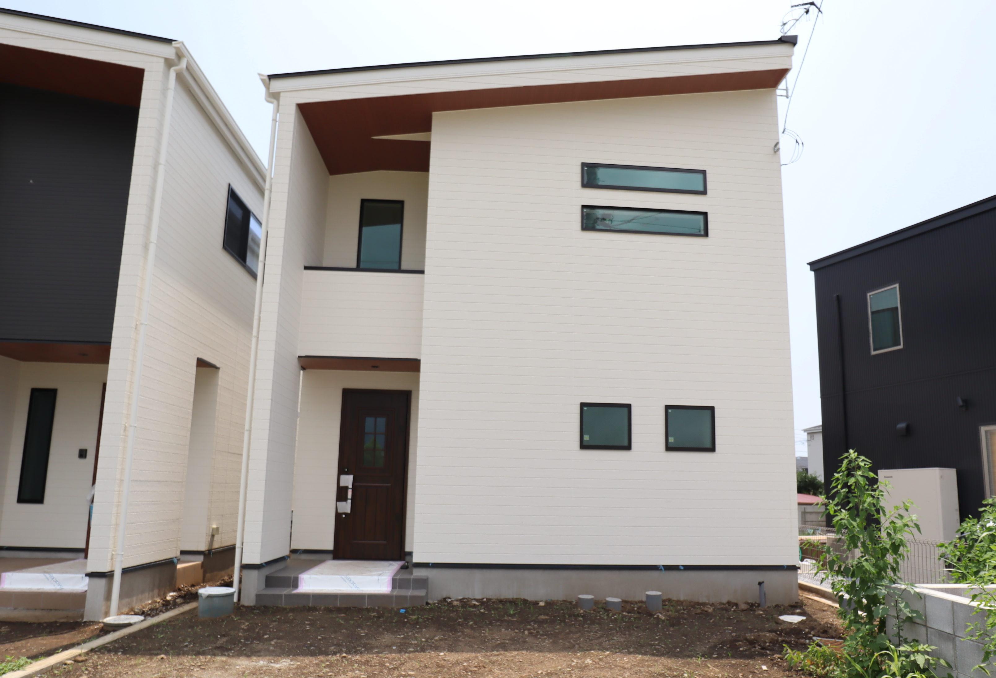 【潜入レポ2】丹沢のまち秦野で暮らす!3棟徹底比較「マッケンジーハウス」のお家探訪