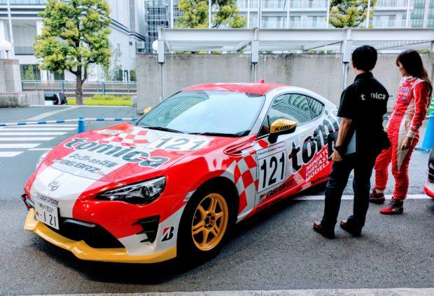 トミカ博の隣で「神奈川・横浜のりもの大集合!2019」働く車と記念撮影@パシフィコ横浜
