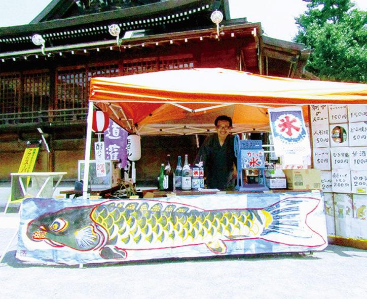 毎回盛況!川崎幸区小倉神社「ふれあい朝市」8月は4日(日)開催