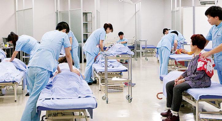神奈川衛生学園専門学校第32回「陽光祭」【横須賀市】