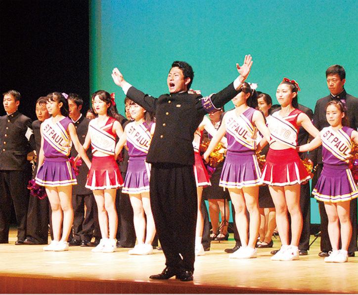 青葉応援団団祭「青葉の下に2019」応援文化を身近に!パフォーマンス披露も@青葉公会堂