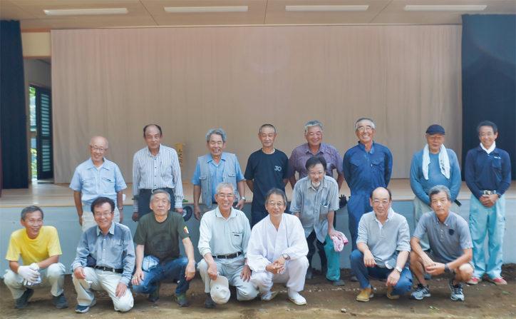 待望の神楽殿が完成「野津田神社夏祭り」でこけら落とし【町田市】
