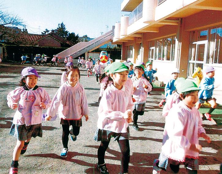 聖園女学院附属聖園幼稚園/輝け!光をあびてみそのっ子【藤沢市】