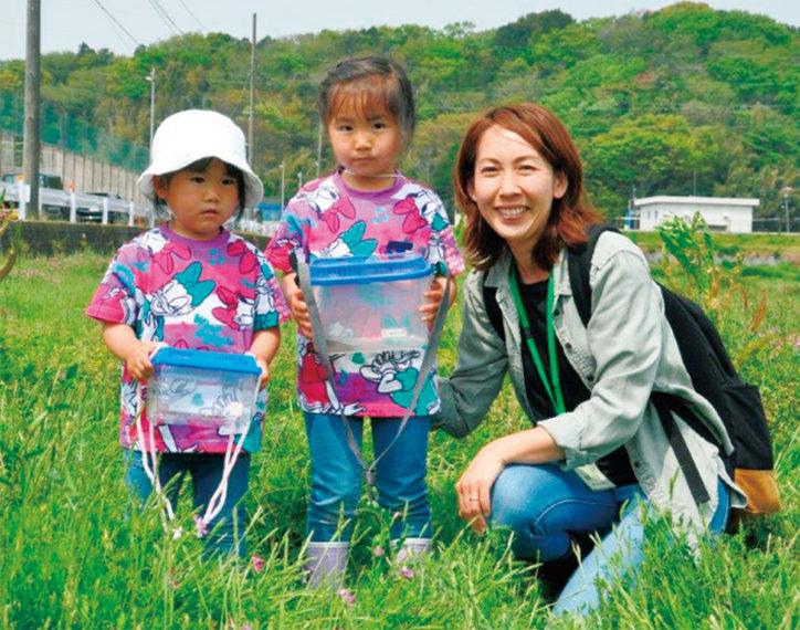 藤沢いずみ幼稚園/自然の中でのびのびと【藤沢市】