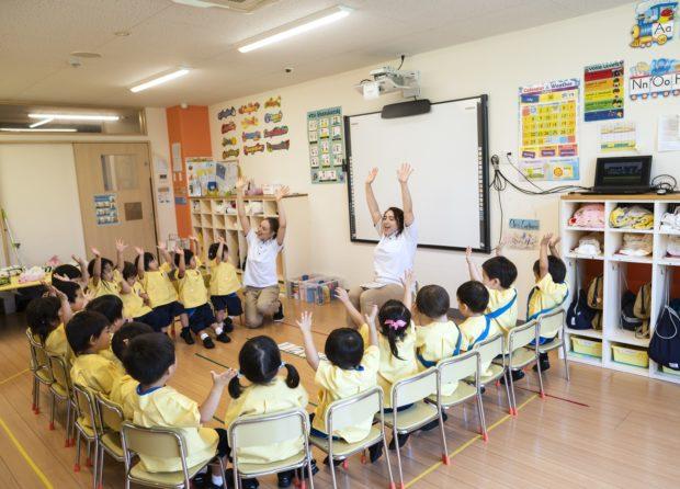 KDI青葉台/一生に一度の幼児期、その大切な時間をどんな環境で過ごすか【横浜市青葉区】