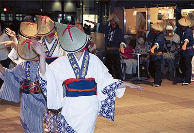 「わくわく上大岡ー越中おわら節」港南区民文化センターひまわりの郷ホールで開催
