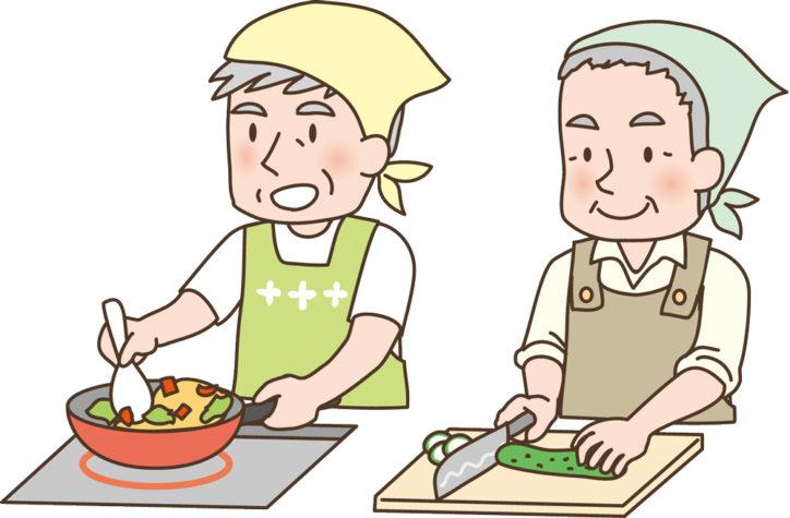 川崎「男の料理教室」電子レンジと炊飯器で作る簡単料理!