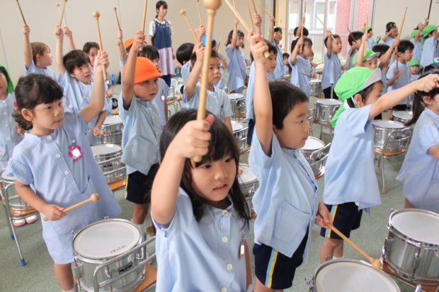 藤が丘幼稚園/「健やかに知的にのびのび」と子どもを育む【横浜市青葉区】