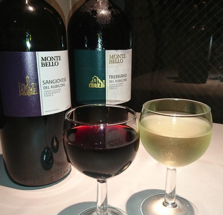 チラシ持参で「グラスワイン1杯無料」@トラットリア:ピノーロ