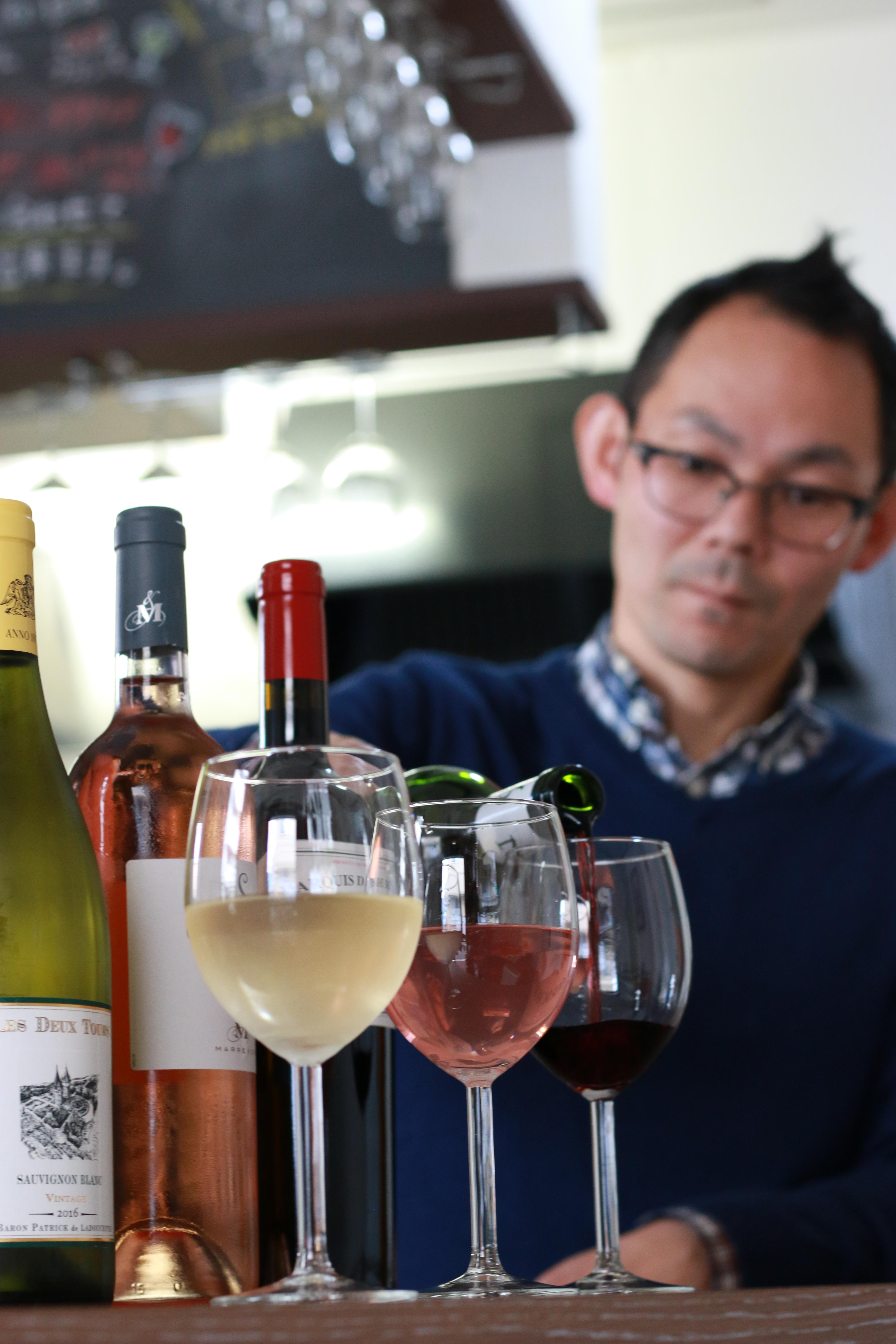 ワインに合う季節料理の作り方講座@ワインビストロ カルバ(秦野市)