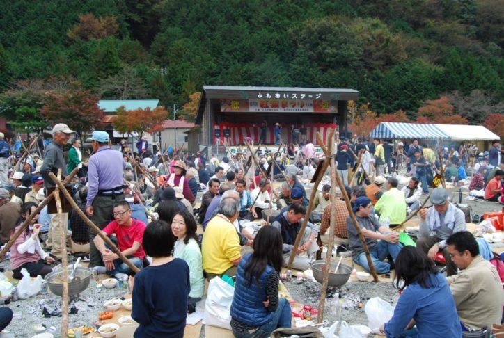 【開催中止】『西丹沢もみじ祭り』紅葉を愛でながら、千人鍋で仲間と盛り上がろう!【参加者募集】